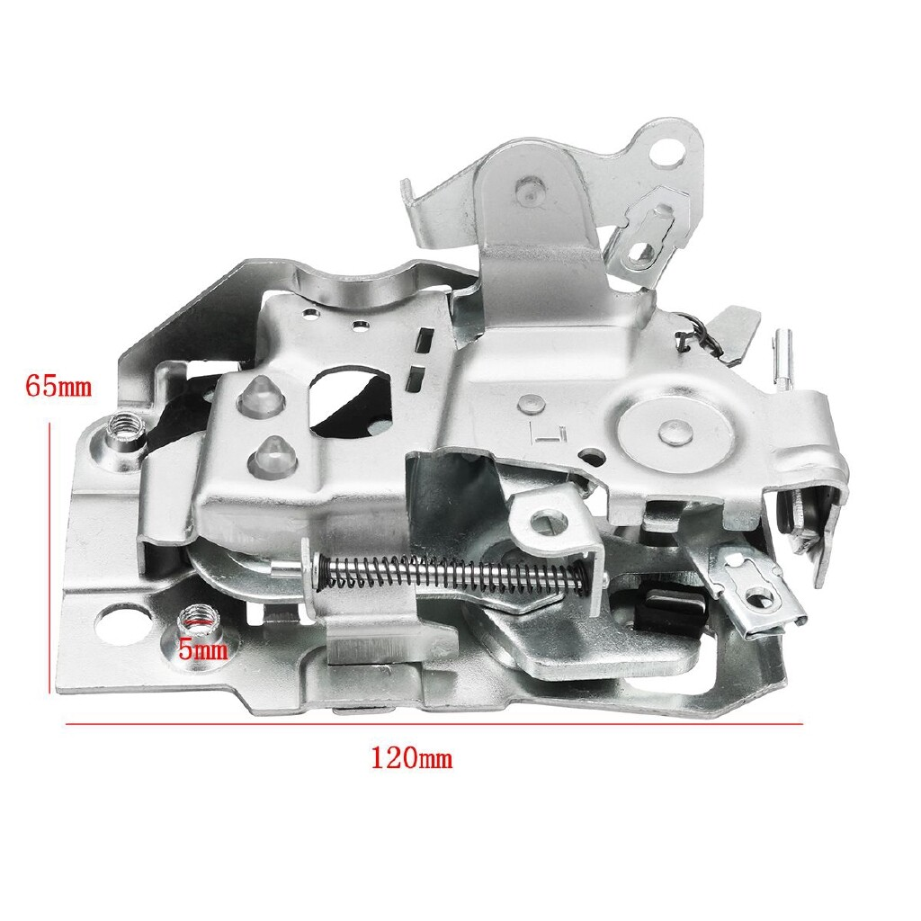 Car Accessories - Front Left Driver Door Latch Assembly For Chevrolet C2500 GMC Cadillac 940-102 - Automotive