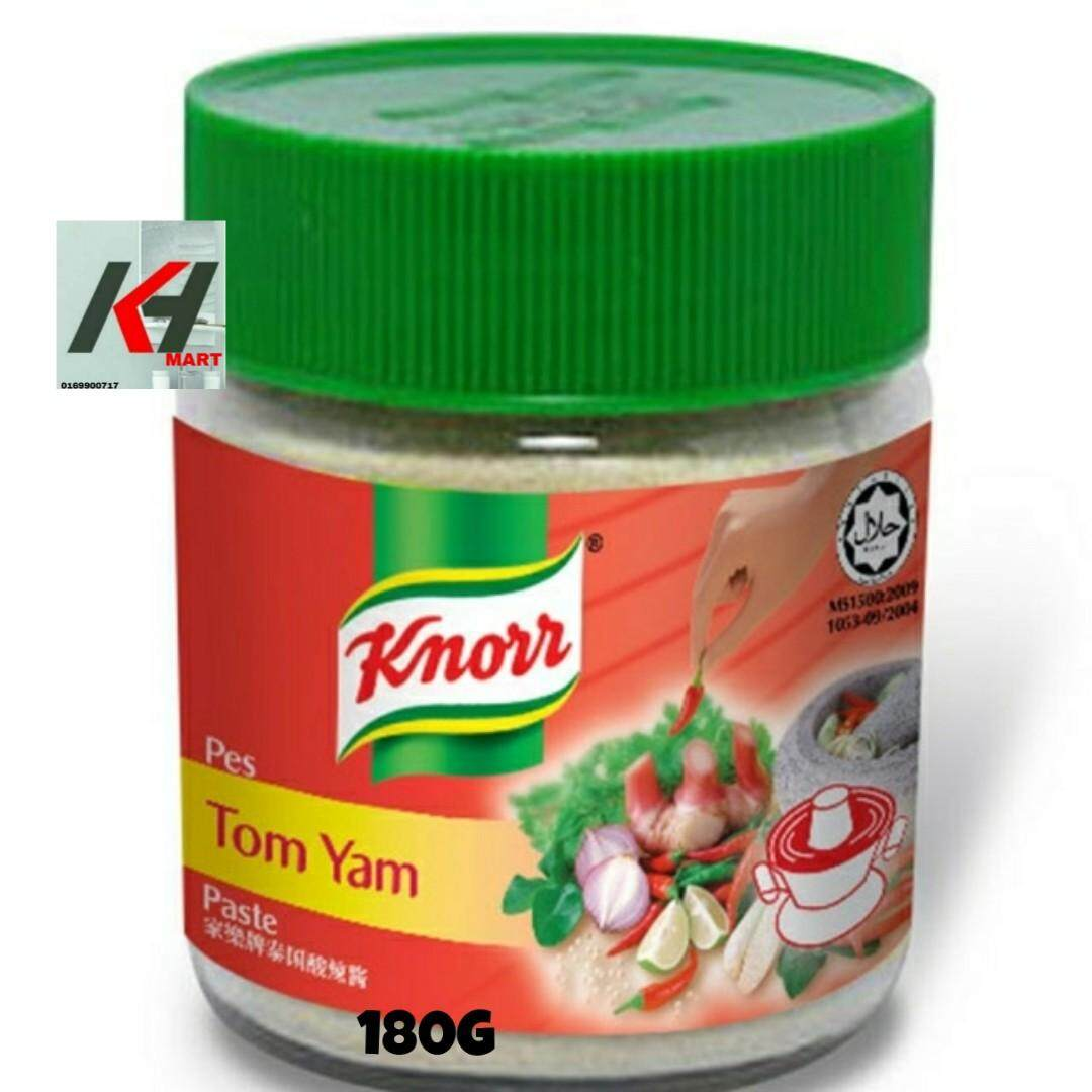 KNORR TOM YAM PASTE 180G READY STOCK