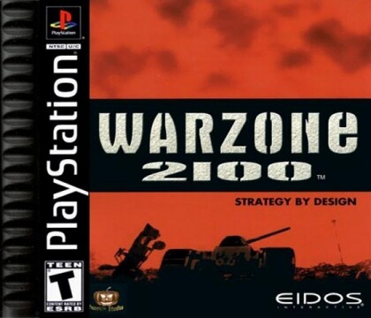 Ps1 Game Warzone 2100