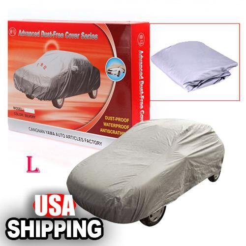 Waterproof Car Auto Full Cover Outdoor Against - Automotive