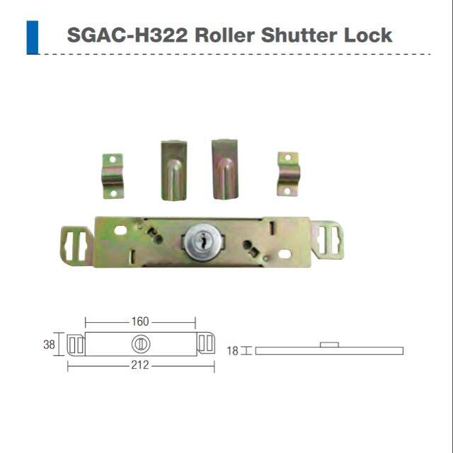 St GuChi Roller Stutter Lock