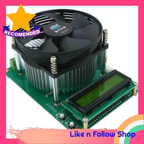 150W Constant Current Electronic Load 60V 10A Battery Tester Discharge Capacity Meter (Standard)