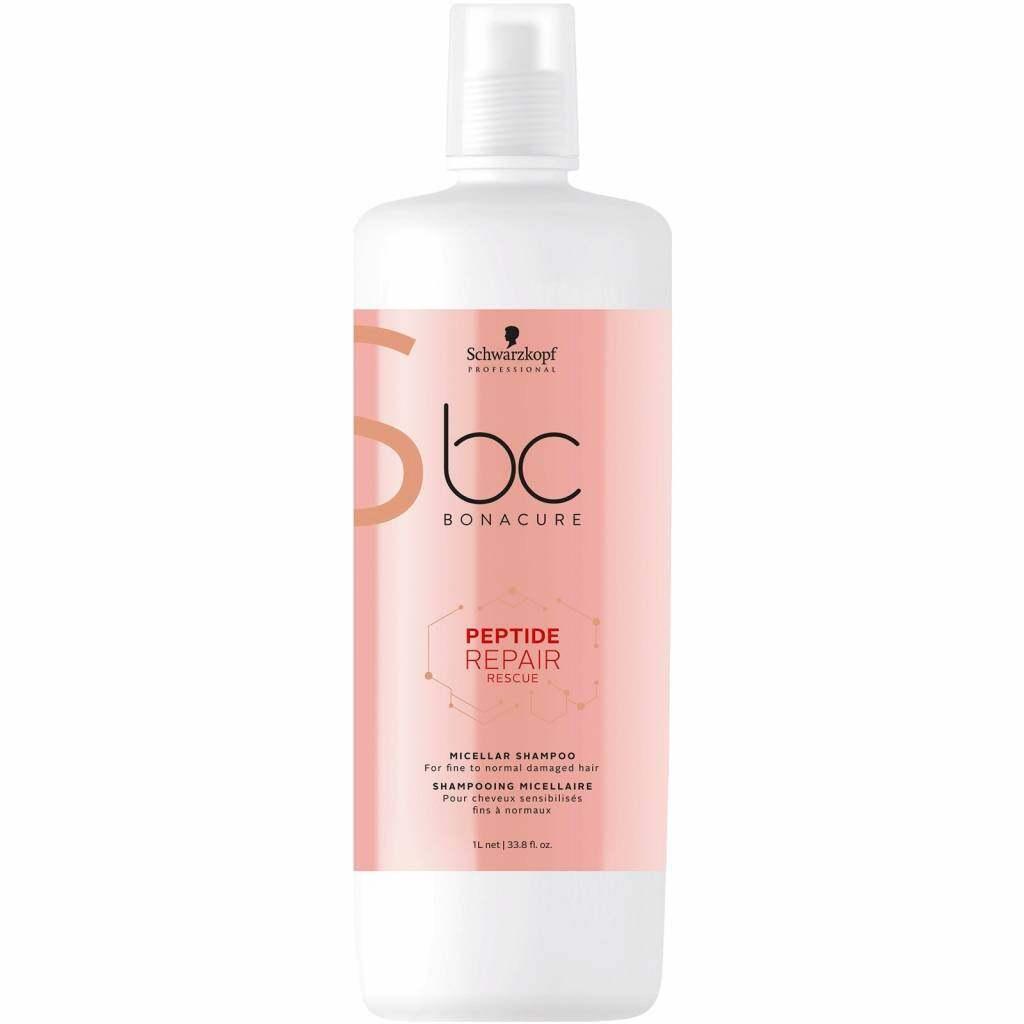 Schwarzkopf BC Peptide Repair Rescue Micellar Shampoo 1000ml
