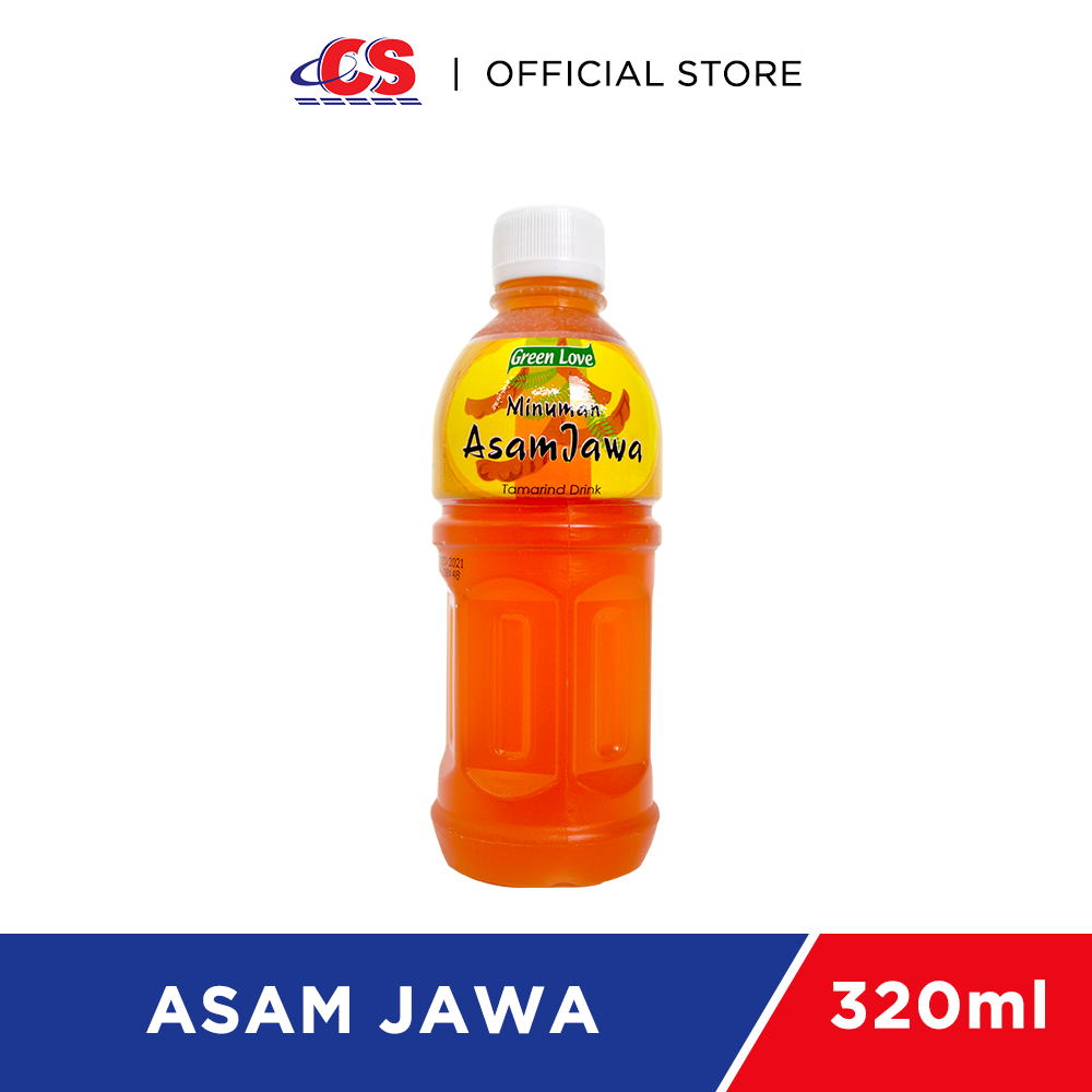 GREEN LOVE Minuman Asam Jawa 320ml
