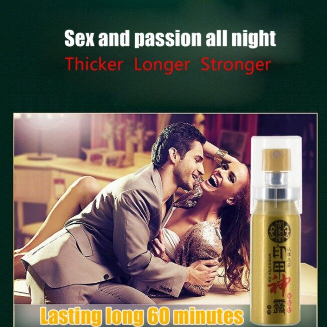 [ BUY 1 FREE 1 + LOCAL READY STOCK ] 100% Original Indian God Oil Men Delay Spray Lelaki Tahan Lama Prevent Premature Ejaculation Long Lasting Erection Men Strong Sexual