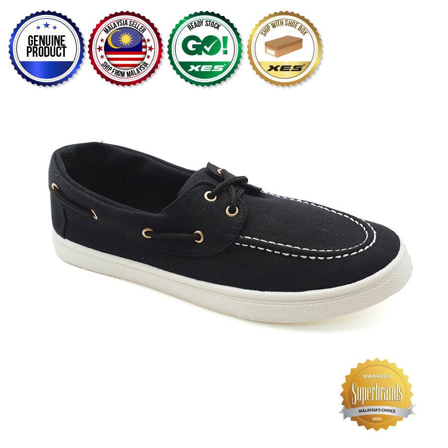 XES Men BSMCVT91 Casual Sneakers (Dark Brown Black)
