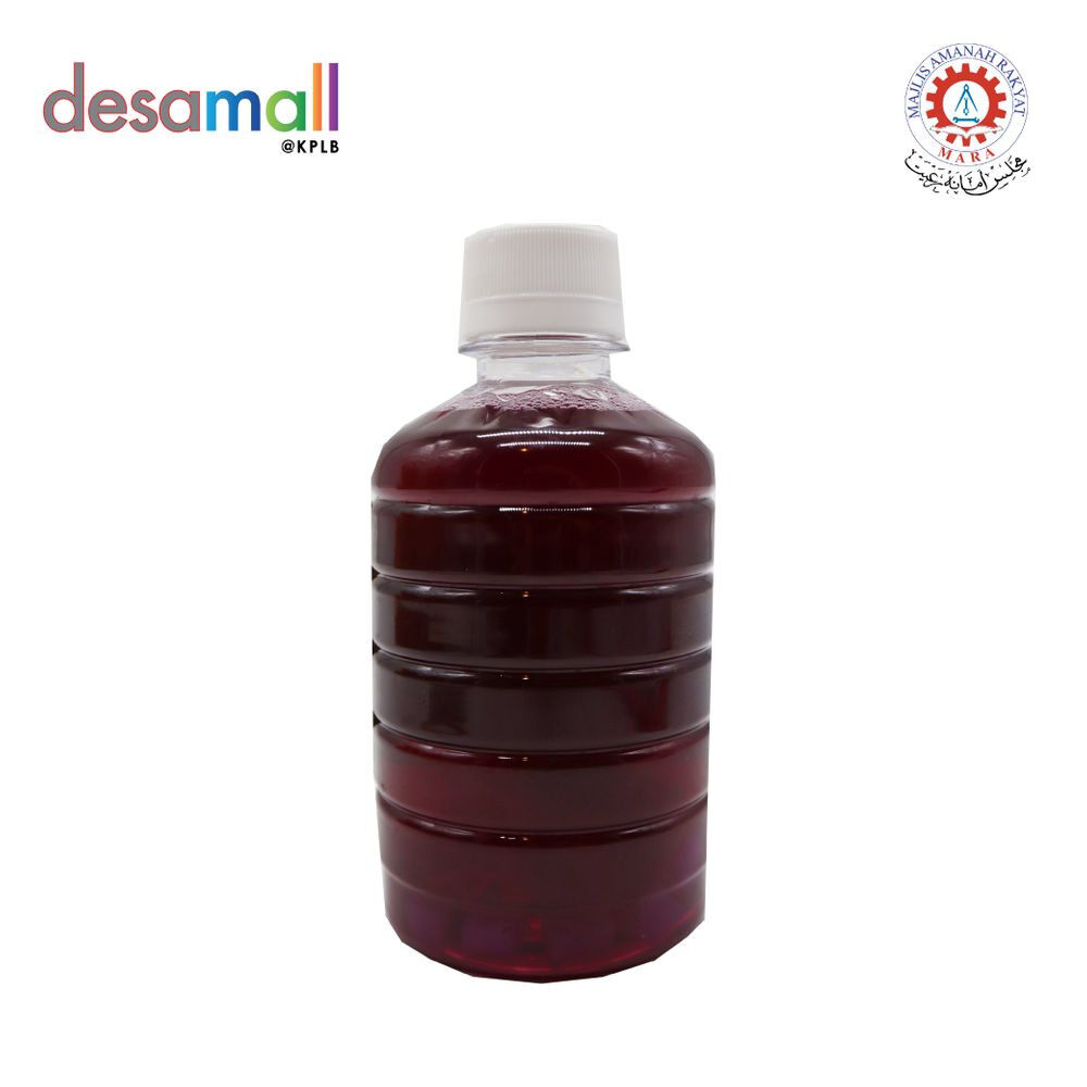 NORZA'S Fruit Drink - Blackcurrant (300ml)