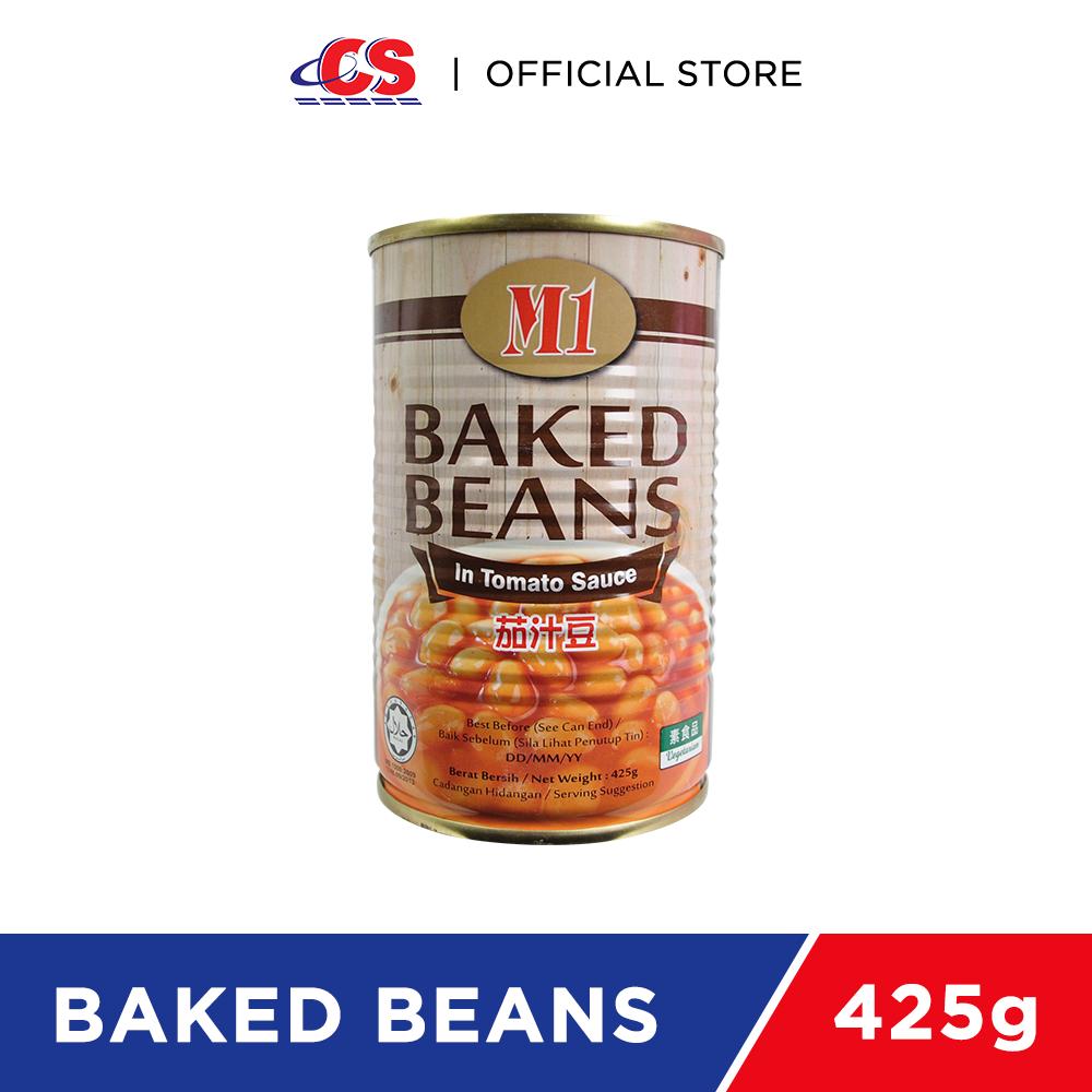 M1 Baked Beans 425g