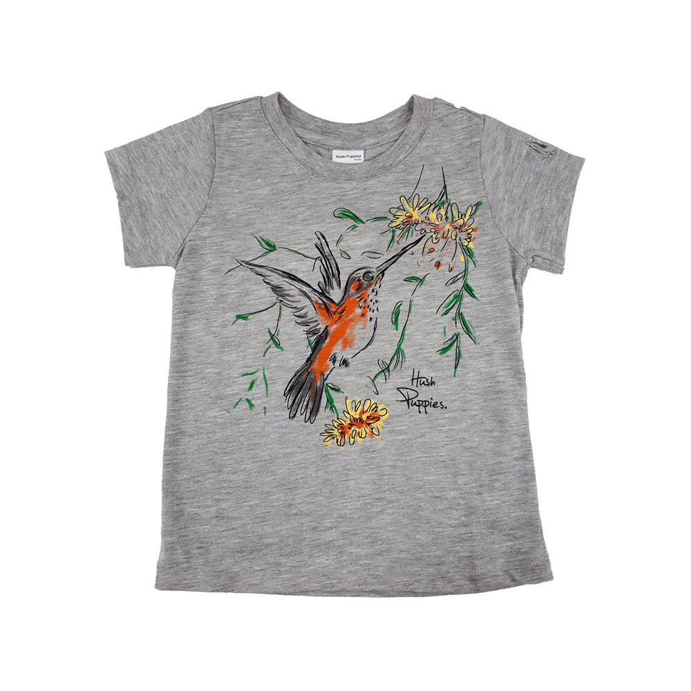 Hush Puppies - Tropical Girl Tee HGT937691