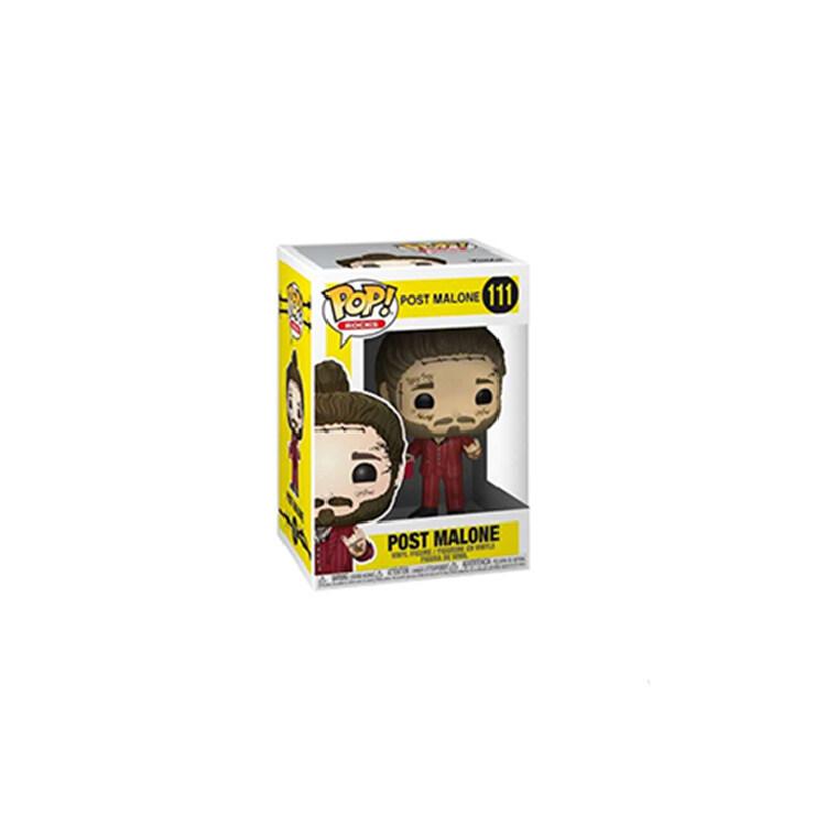 Funko POP! Rocks: Post Malone 111 Toys For Kids - Post Malone