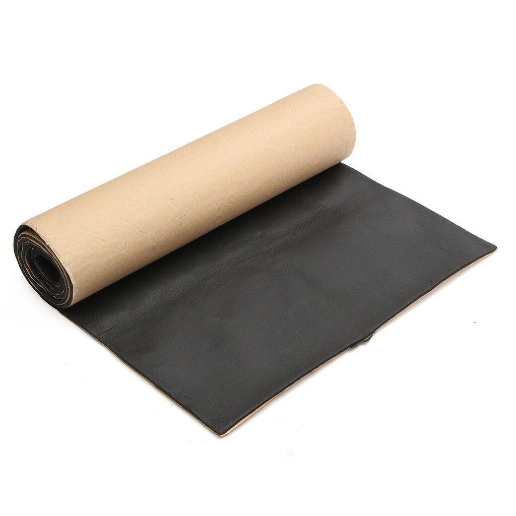 Self Adhesive Closed Cell Foam 5mm Car Sound Proofing Insulation - Automotive