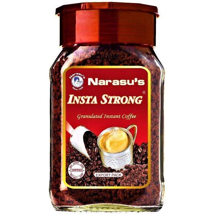 NARASU'S INSTANT STRONG COFFEE 50G