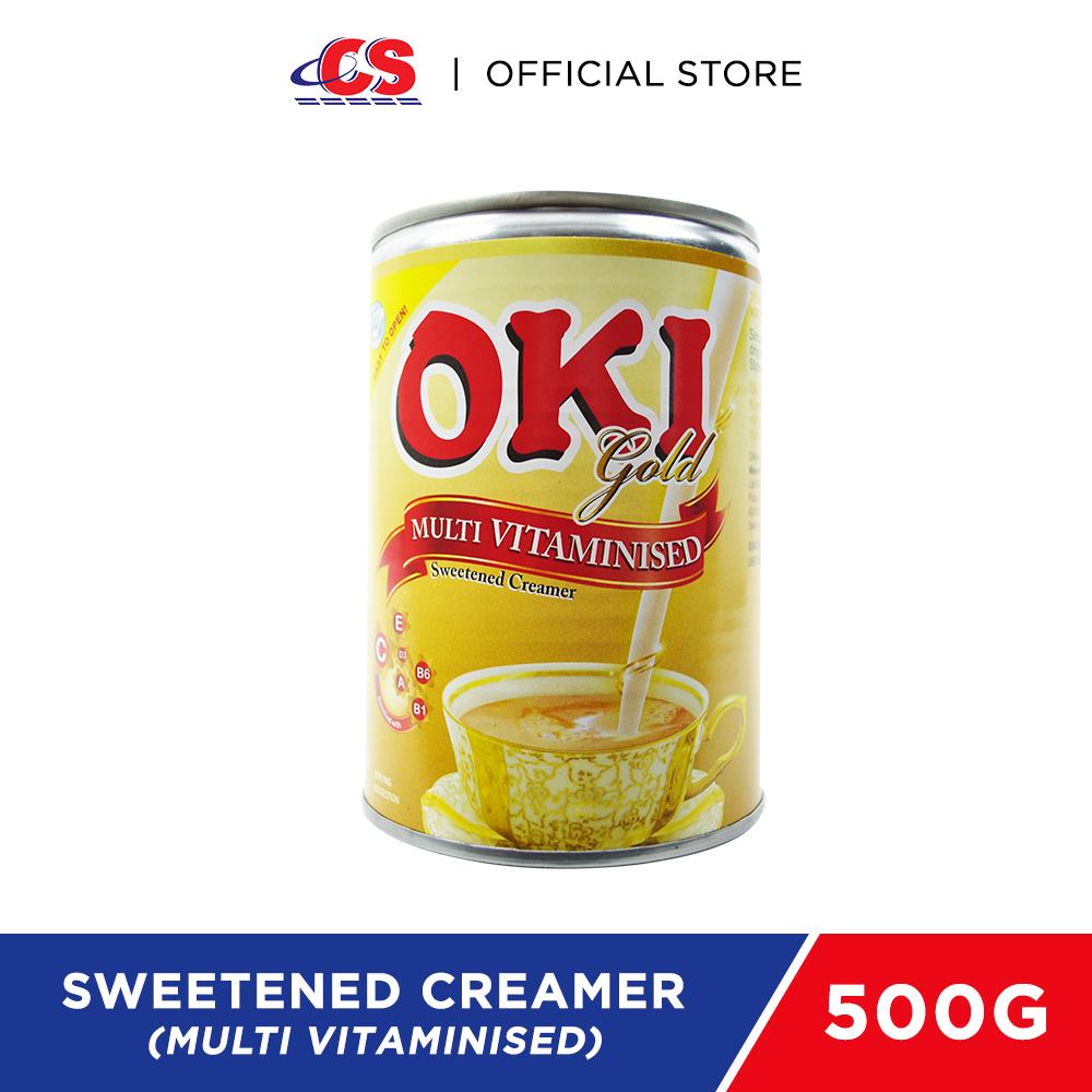 OKI Gold Multi Vitaminised Sweetened Creamer 500g