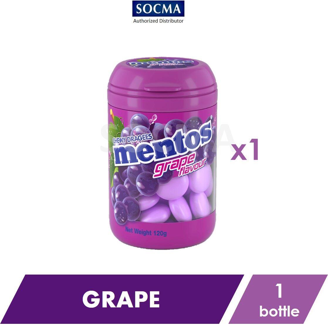 Mentos Bottle Grape 120G [1]