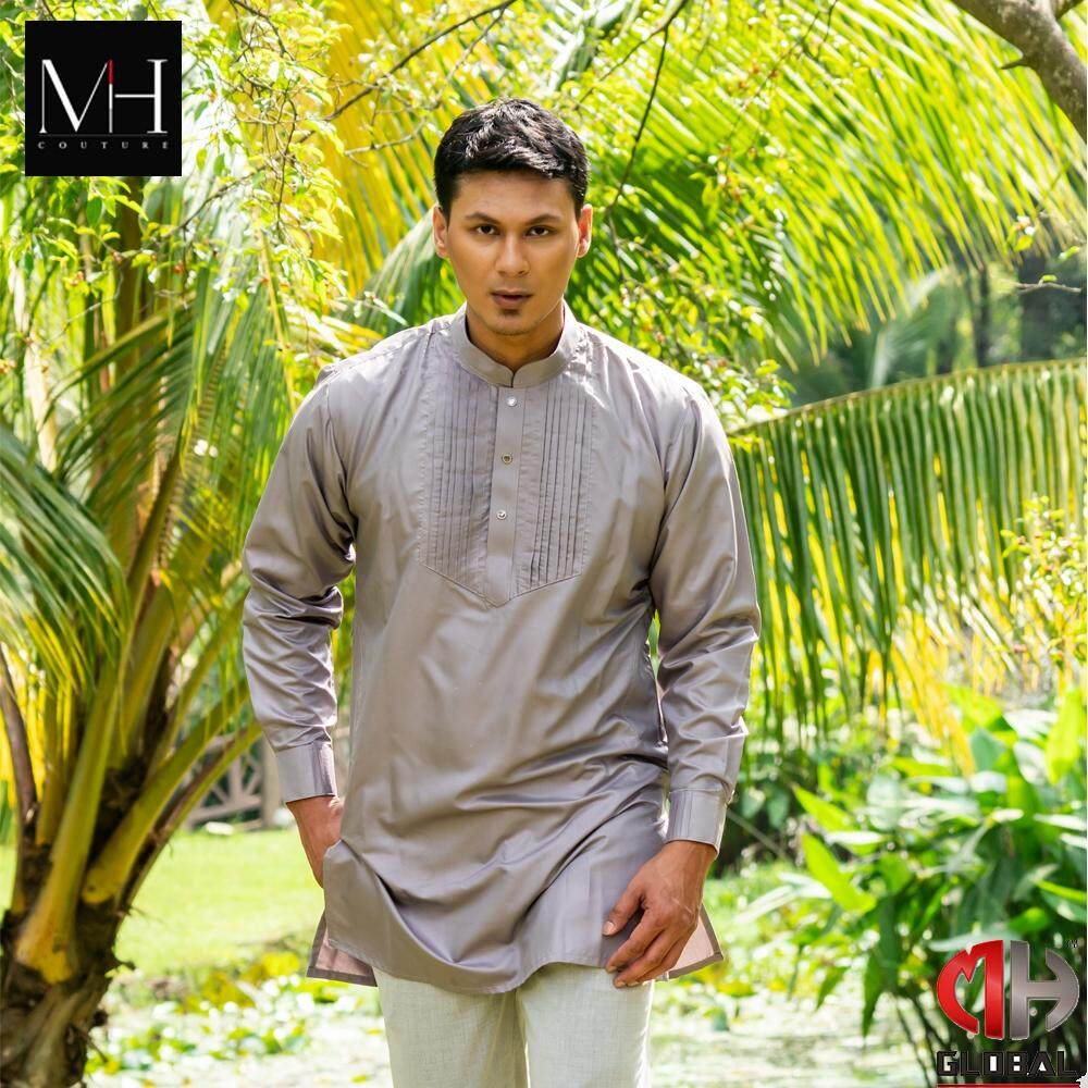 MH Couture Kurta Tetrex Toray (Mink) baju melayu kurta malaysia