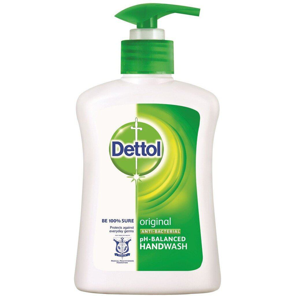 Dettol Anti Bacterial Hand Wash 250g