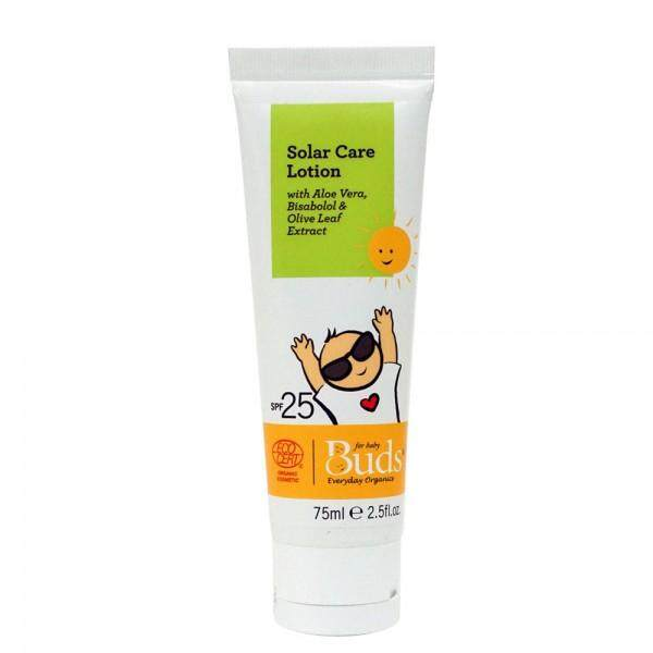 Buds Solar Care SPF25 Lotion 75ml