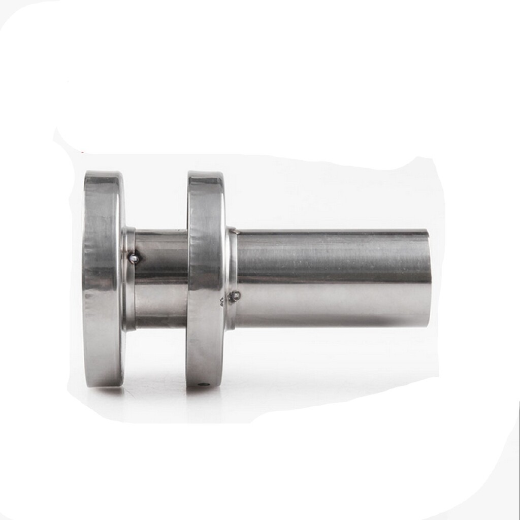 Exhaust - 1x Insert Round Removable Tip Silencer For 4.5 Tip Stainless Exhaust Muffler - Car Replacement Parts