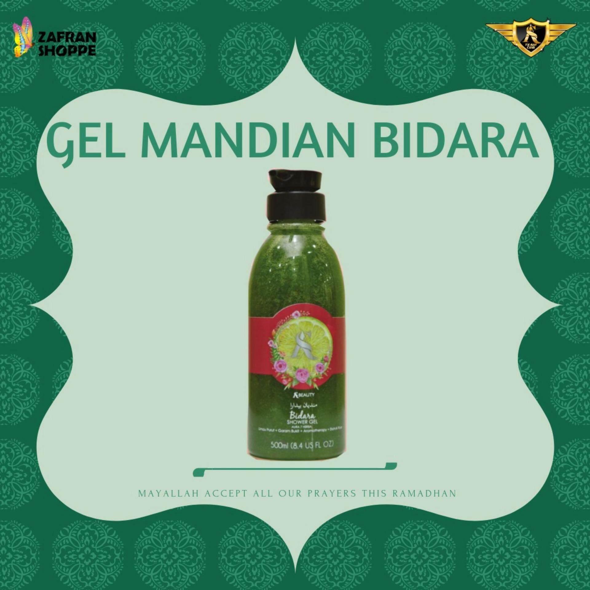 GEL MANDIAN BIDARA 500ML