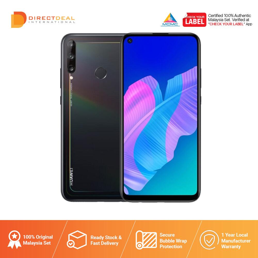Huawei Y7P 4+64GB - Huawei Malaysia 1 Year Warranty