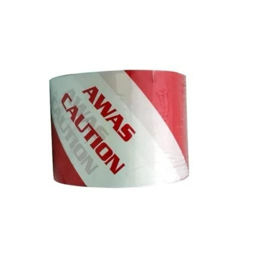 "2"" x 50M Barricade Tape Aaws Tape Warning Tape Caution Tape"