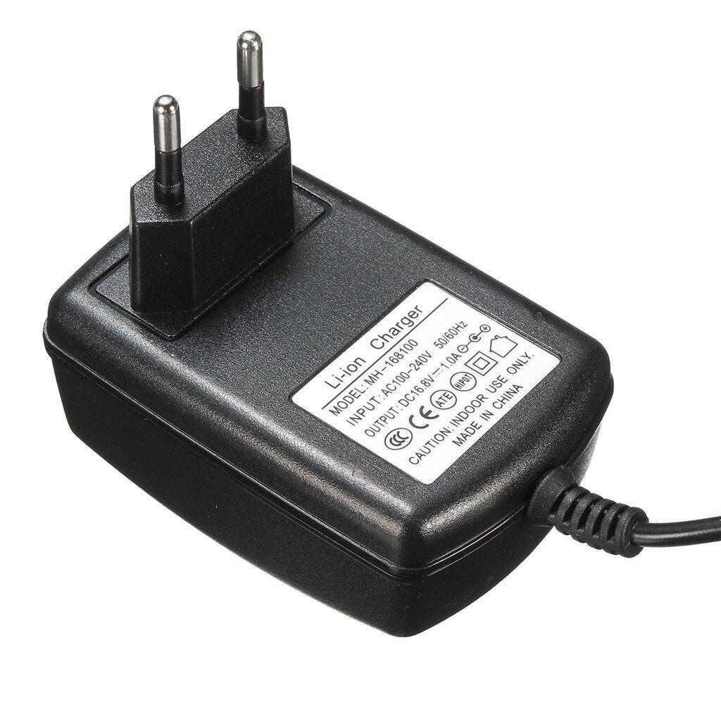 Battery - 16.8V 1A Intelligent Battery Charger For 14.4V 14.8V Li-ion LiPo Battery EU - Home Improvement
