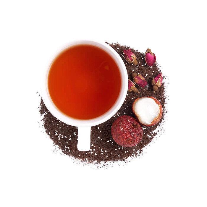 Boh Seri Songket Lychee w Rose Tea (20s) Coffee or Tea