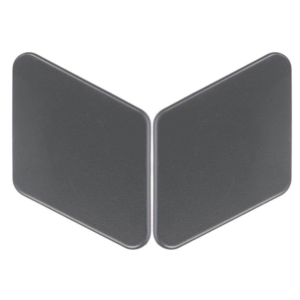 Wash & Wax - 2x LH&RH Front Bumper Headlight Washer Nozzle Cover Cap For BMW E90 E91 320i 325 - Car Care