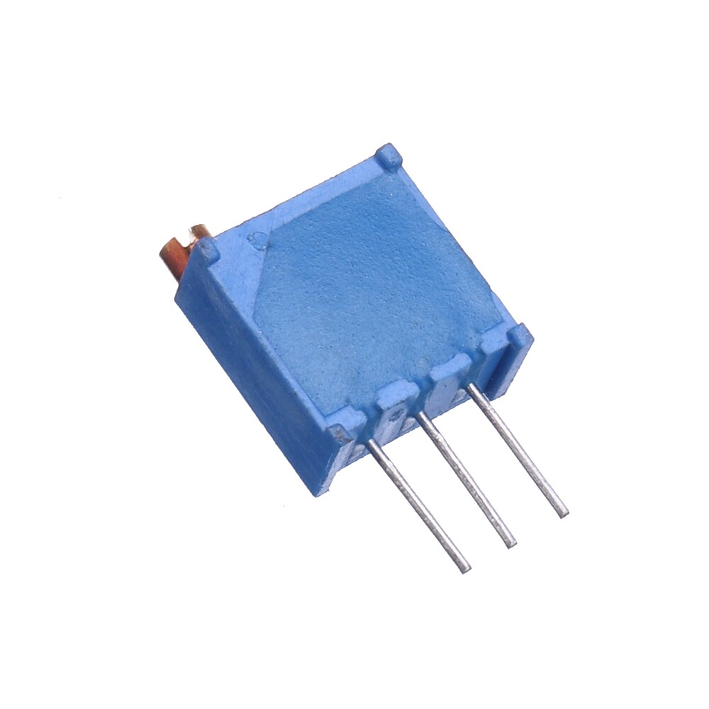 Gadgets - 10 PIECE(s) 3296W 5K ohm Trimpot Trimmer Potentiometer - Cool