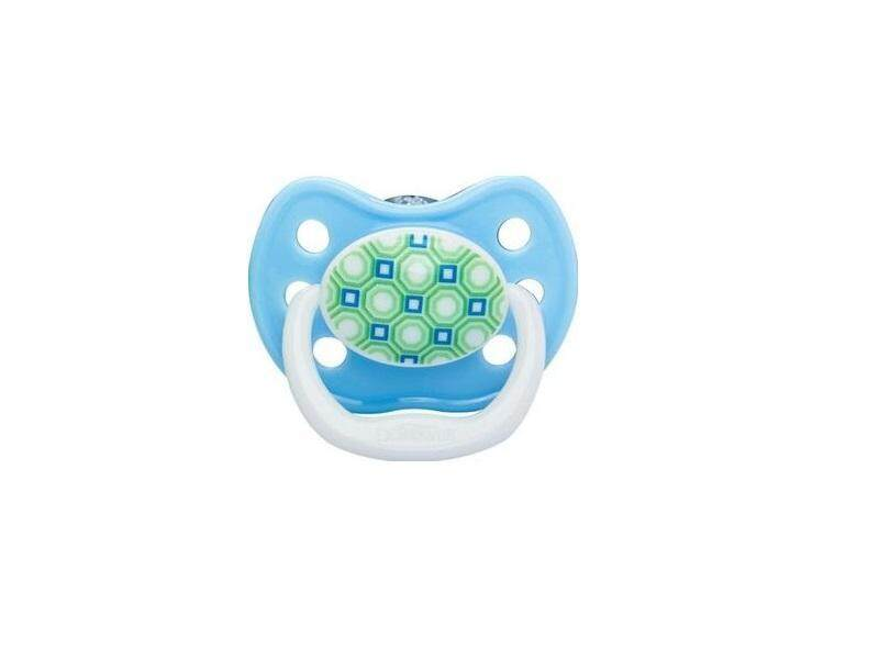 Dr. Brown\'s PreVent CLASSIC SHIELD Pacifier Stage 3: 12+month - Blue (1-Pack)