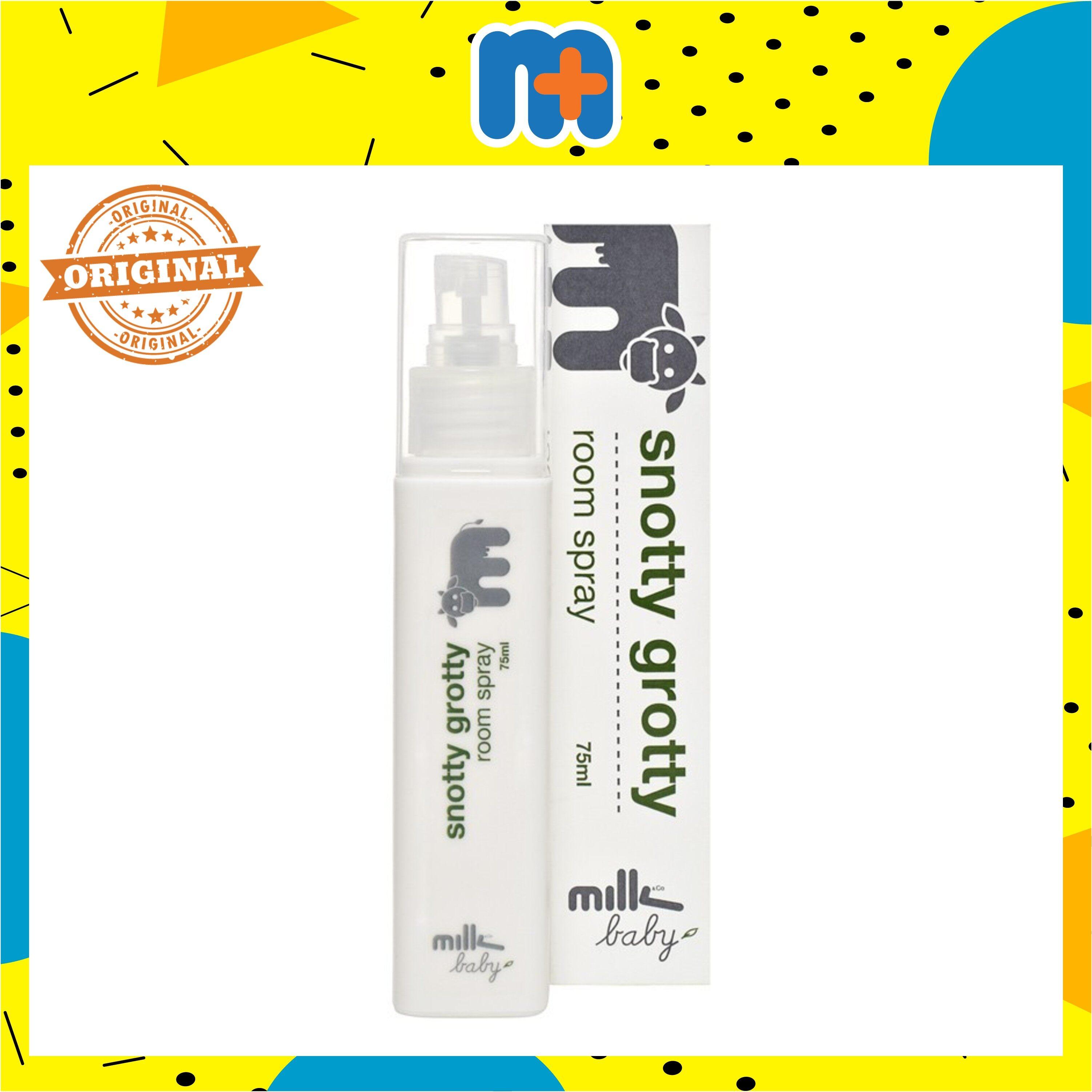 [MPLUS] MILK & CO BABY SNOTTY GROTTY ROOM SPRAY 75ML