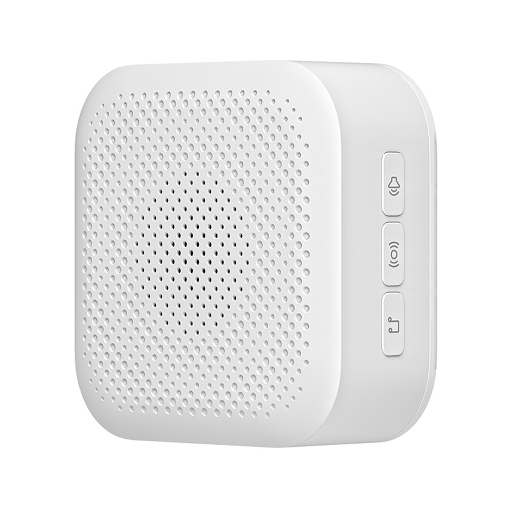 Mobile Cable & Chargers - ORIGINAL Xiaomi Mijia 720P Changeable Sound Intercom Smart WIFI Video Doorbell-3c - B / A