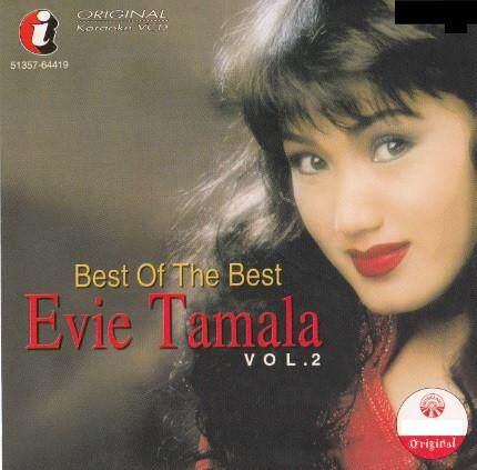 Best Of The Best Evie Tamala Vol.2 VCD Karaoke