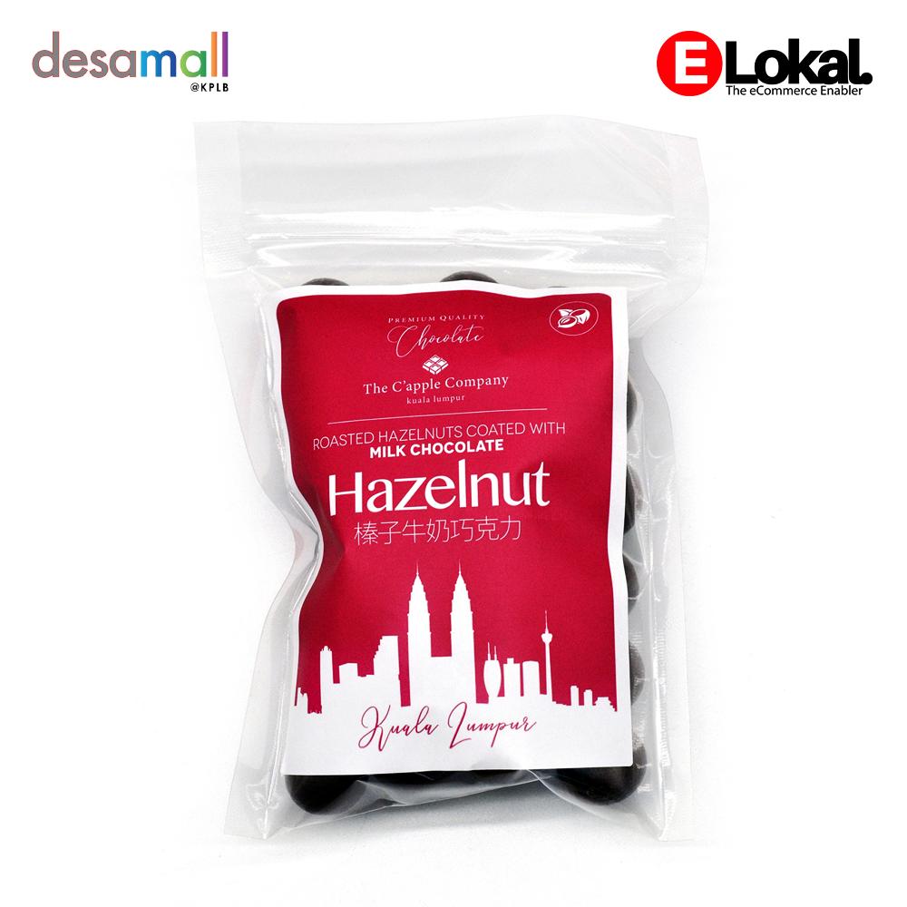 C\'APPLE Milk Chocolate - Hazelnut (250g)