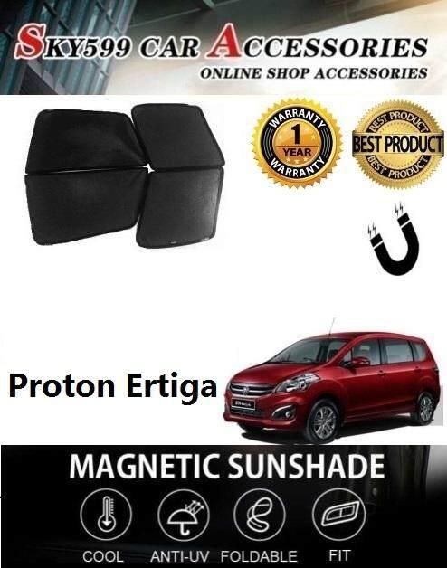 Proton Ertiga Magnetic Sunshade 6pcs