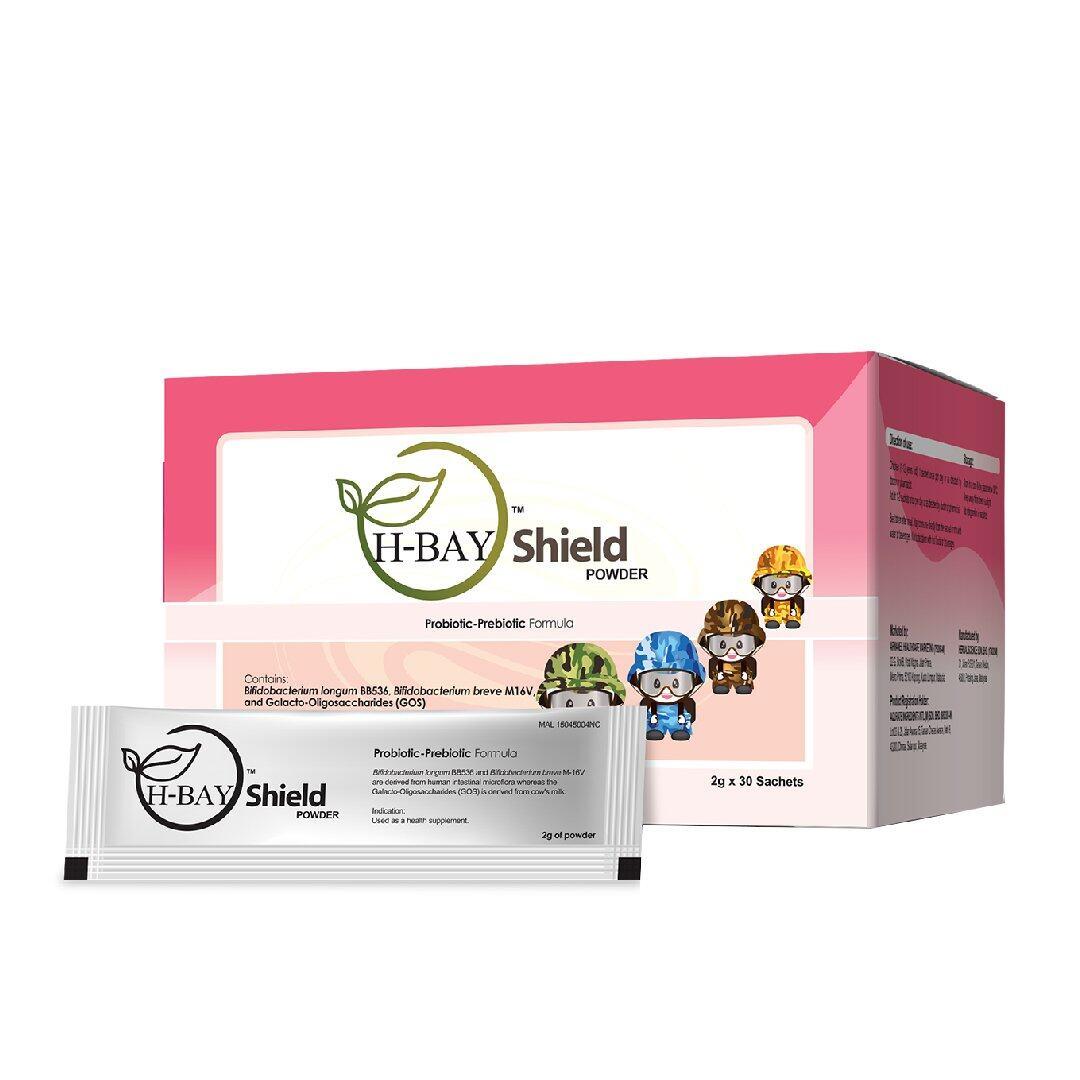 H-BAY Shield Pre & Probiotic  Immune Booster for Children