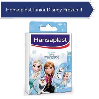 Hansaplast Junior Disney Frozen II -20s