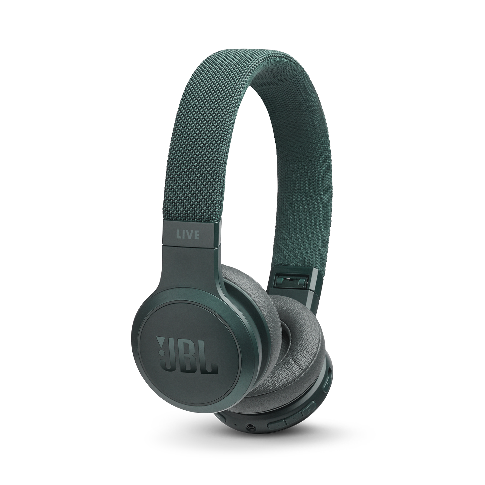 JBL Live 400BT On-Ear Wireless Headphones (400BT) JBL Signature Sound, Get help from your Voice Assistant, Ambient Aware and TalkThru Technology