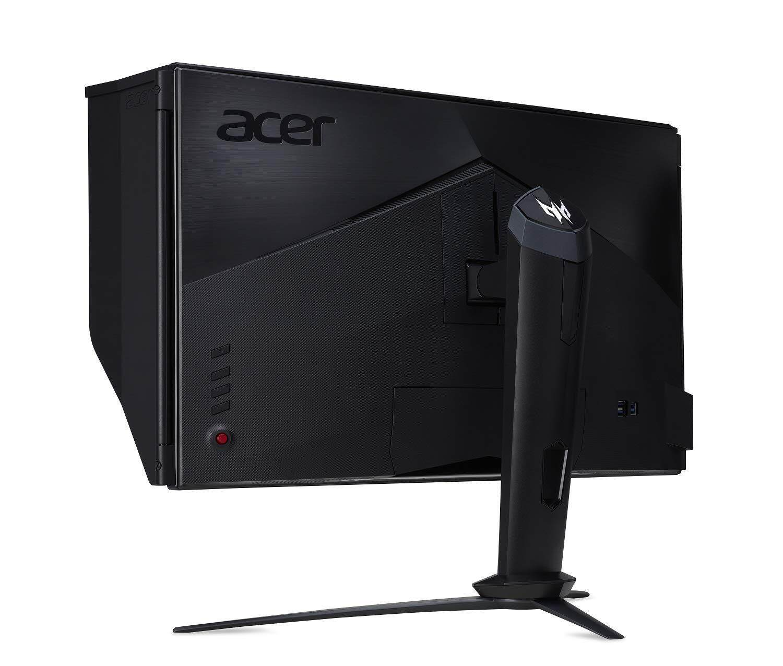 Acer Predator XB273K monitor Pbmiphzx 27 - 4K, 144hz, HDR400, 4ms NEW