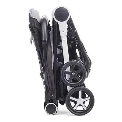 Chicco: Miinimo II Stroller With Bumper Bar - PAPRIKA