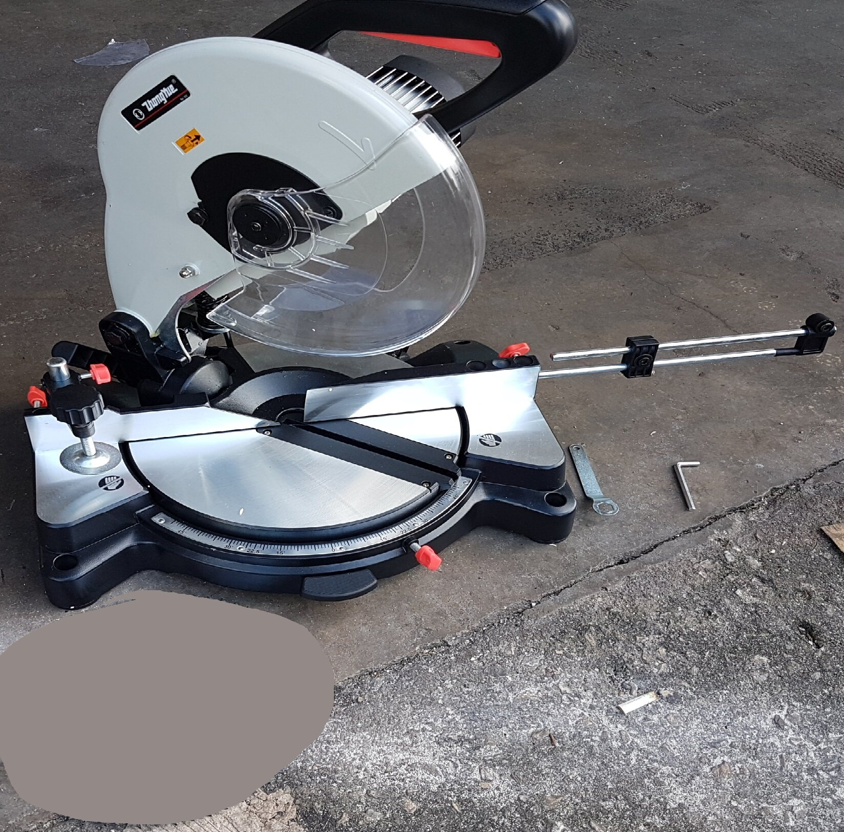 """12"""" inch cordless brushless induction motor miter saw wood aluminium power cut off slide side compound blade plate tool metal cutter control adjust keep move moving up down put slice slicer safety hand driver drive gear vise auto angle grinder drill disc"""