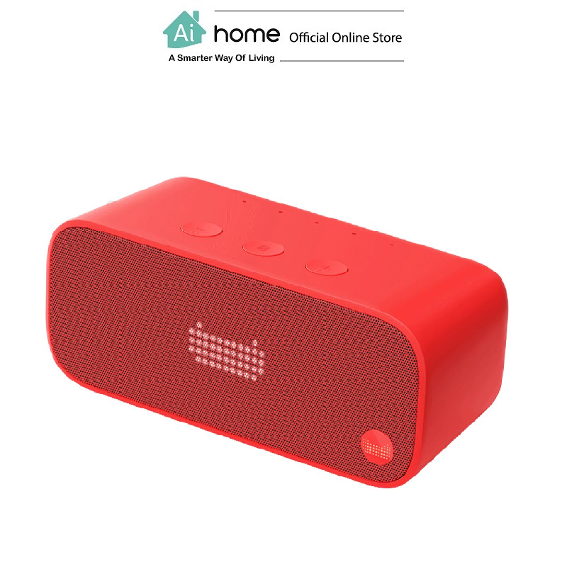 TMALL Genie IN C2 [ Smart Speaker ] Build in Tmall Assistant with 1 Year Malaysia Warranty [ Ai Home ] TC2R