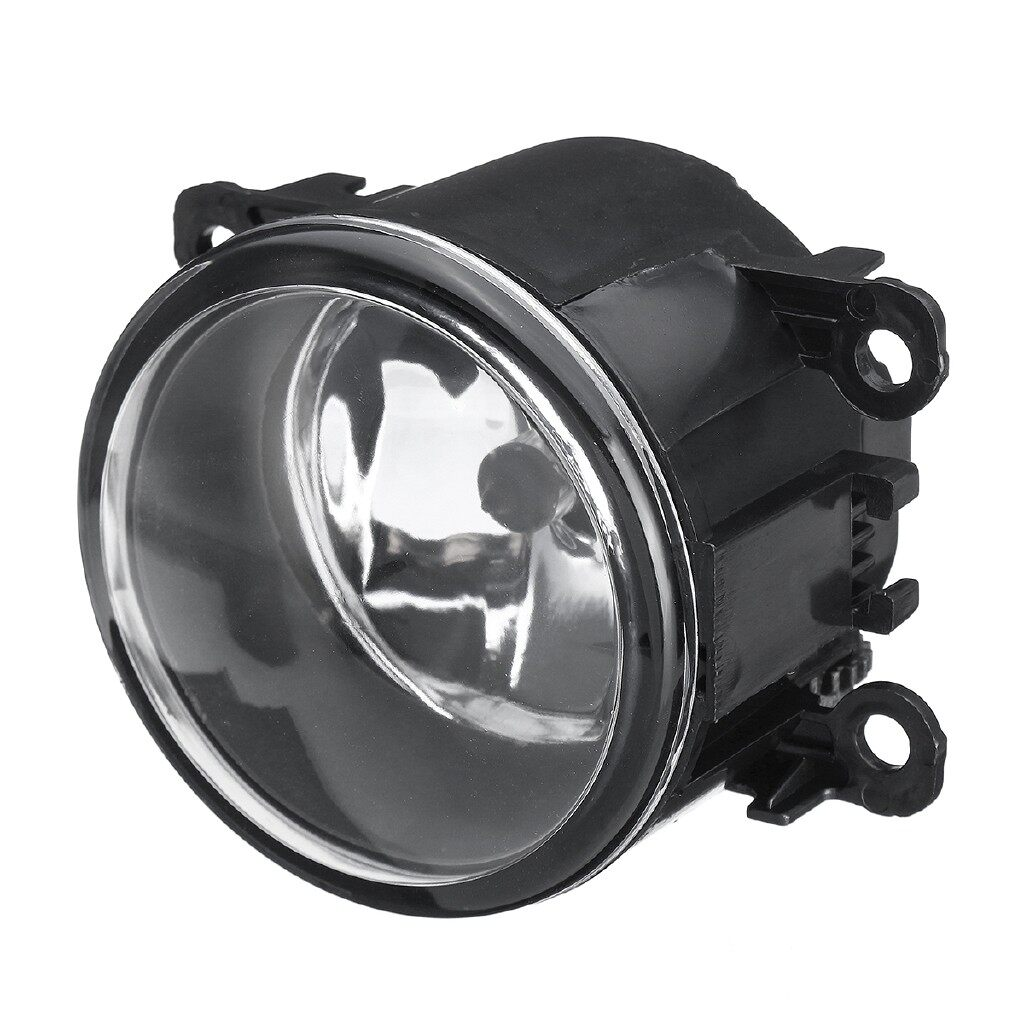 Car Lights - Front Bumper Fog Light Lamp + Bulb Fits For Ford Fiesta MK7 Zetec 2008-2013 AutoP - Replacement Parts