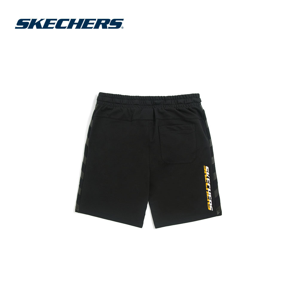 Skechers Men Lifestyle Short - SMAMU18B009