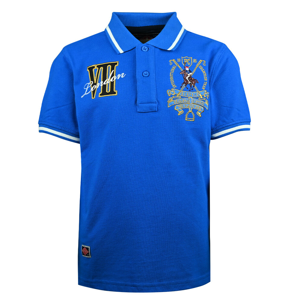 RCB POLO CLUB KIDS POLO TEE RBTS60568 OB9