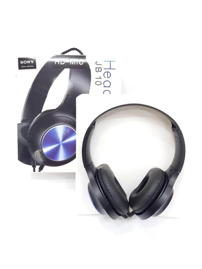 Ready Stock- SONY HD-MIC HEADPHONES JB10