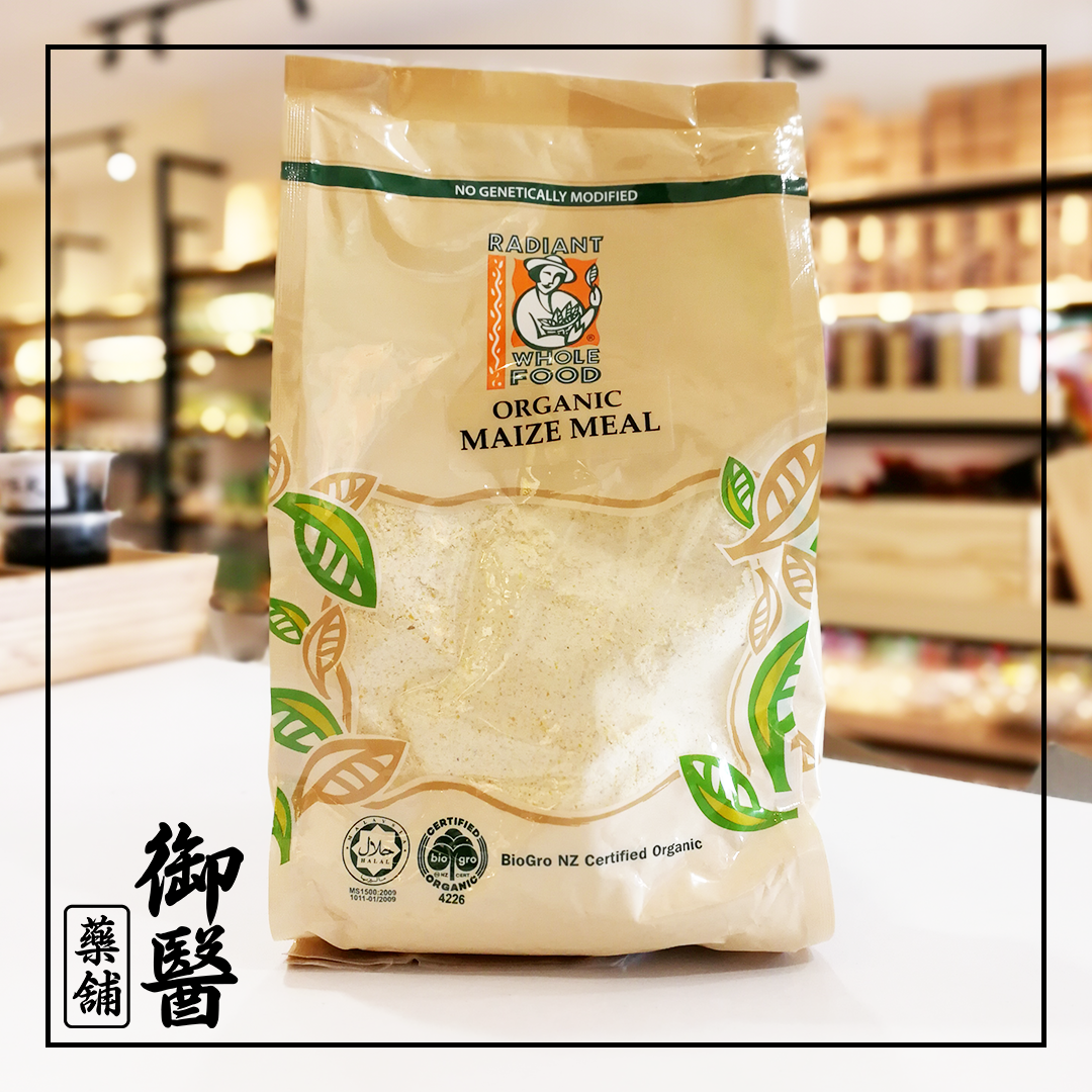 【Radiant】Organic Maize Meal - 500g