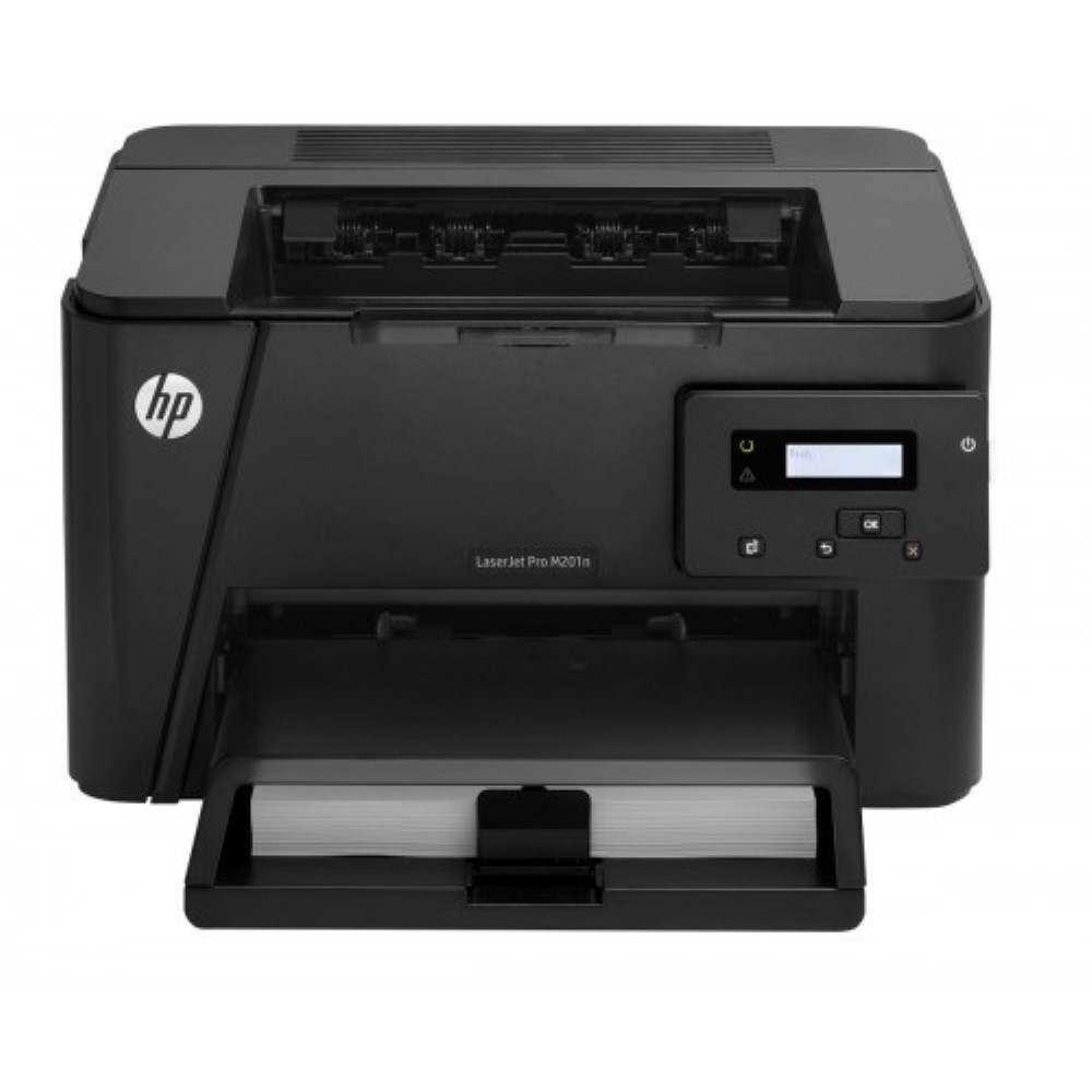 HP LaserJet Pro M201n Printer - A4 Single-function Network Mono Laser CF455A EOL-9/12/2016