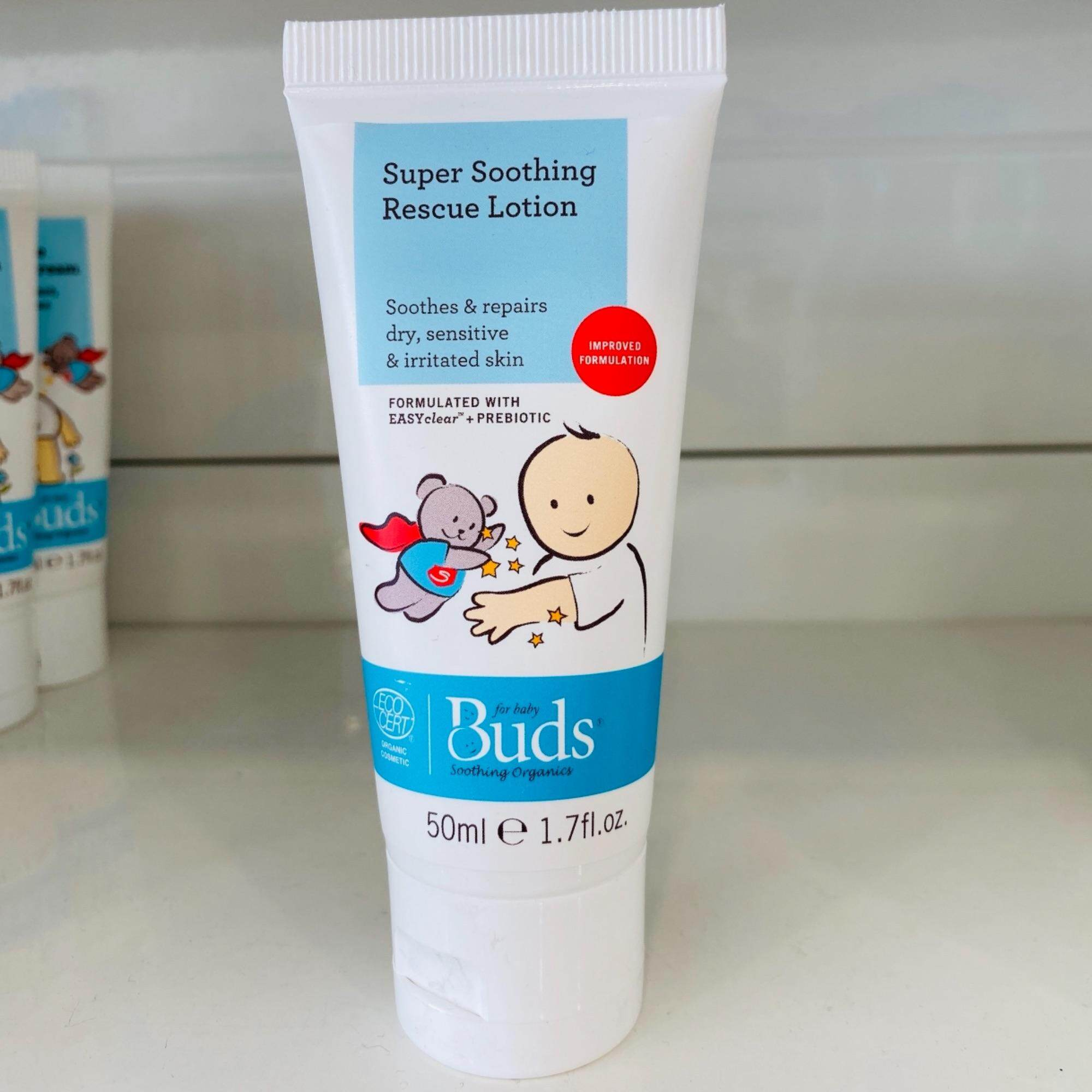Buds Super Soothing Rescue Lotion 50ml (NEW PACKAGING)