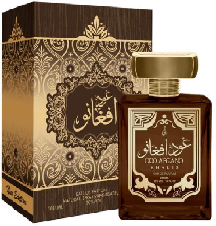 Oud Afgano  Eau De Parfum 100ml  By Khalis